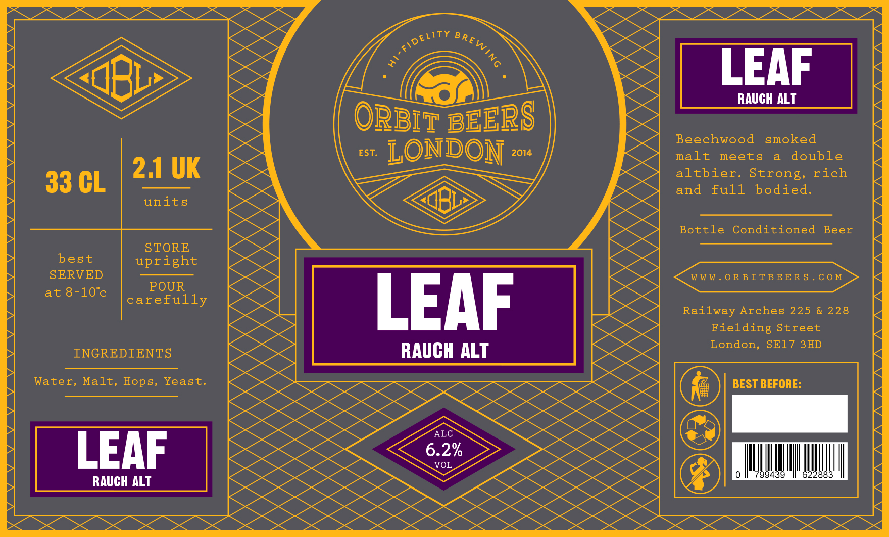 packaging design brand identity craft beer brewery